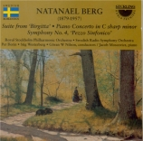 BERG - Borin - Suite from 'Birgitta'