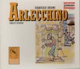 BUSONI - Albrecht - Arlecchino