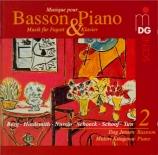 Musique pour basson et piano Vol.2