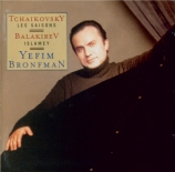 TCHAIKOVSKY - Bronfman - Les Saisons, douze pièces pour piano op.37a