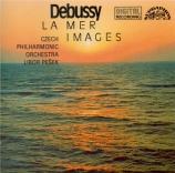 DEBUSSY - Pesek - La mer, trois esquisses symphoniques pour orchestre L