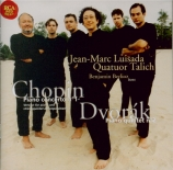 CHOPIN - Luisada - Concerto pour piano n°1 (version pour piano et quinte