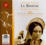 PUCCINI - Karajan - La bohème (live Wien 9 - 11 - 1963) live Wien 9 - 11 - 1963