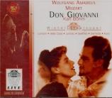 MOZART - Böhm - Don Giovanni (Don Juan), dramma giocoso en deux actes K live Wien 6 - 11 - 1955, chanté en allemand