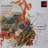 SCHUBERT - Archibudelli - Quintette avec piano en la majeur op.posth.114
