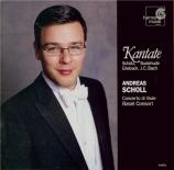 Kantate : Cantates baroques allemandes