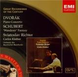 DVORAK - Richter - Concerto pour piano et orchestre en sol mineur op.33