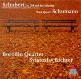 SCHUBERT - Borodin Quartet - Quatuor à cordes n°14 en ré mineur D.810 'D