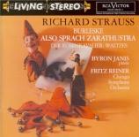 STRAUSS - Reiner - Burleske en ré mineur, pour piano et orchestre AV85 T