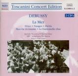 DEBUSSY - Toscanini - La damoiselle élue, poème lyrique pour solistes, c