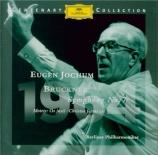 BRUCKNER - Jochum - Symphonie n°7 en mi majeur WAB 107