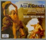 LULLY - Minkowski - Acis et Galatée