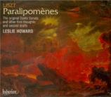 LISZT - Howard - Paralipomènes à la Divina Commedia, pour piano S.158a