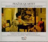 Eight Famous Viennese String Quartets