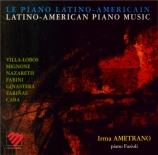 Le piano latino-américain