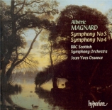 MAGNARD - Ossonce - Symphonie n°3 op.11