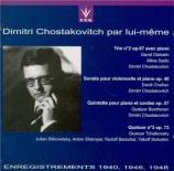 Dimitri Chostakovitch par lui-même