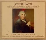 HAYDN - Kuijken - Divertimento pour flûte, violon, alto et violoncelle e