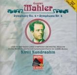 MAHLER - Kondrashin - Symphonie n°5