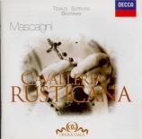 MASCAGNI - Erede - Cavalleria rusticana