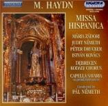 Missa hispanica