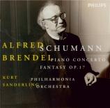 SCHUMANN - Brendel - Concerto pour piano et orchestre en la mineur op.54