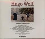 WOLF - Albrecht - Der Corregidor, opéra
