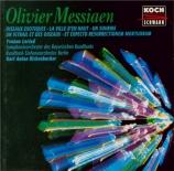 MESSIAEN - Rickenbacher - Oiseaux exotiques