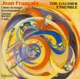 FRANCAIX - Gaudier Ensembl - Octuor pour clarinette, basson, cor et quat