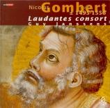 GOMBERT - Laudantes conso - Motets