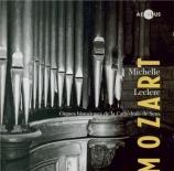 MOZART - Leclerc - Sonate d'église n°17, pour orgue et cordes en do maje Orgues historiques de la Cathédrale de Sens