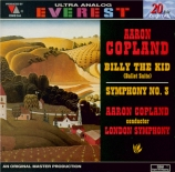 COPLAND - Copland - Billy the kid
