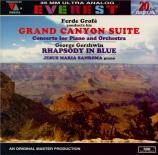 GROFE - Grofé - Grand Canyon suite