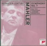 MAHLER - Bernstein - Symphonie n°7 'Chant de la nuit'