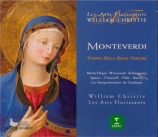 MONTEVERDI - Christie - Vespro della beata Vergine (1610)