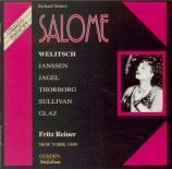 STRAUSS - Reiner - Salomé, opéra op.54
