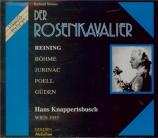STRAUSS - Knappertsbusch - Der Rosenkavalier (Le chevalier à la rose), o Live, Wien 16 - 11 - 1955