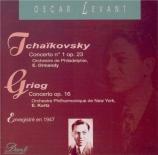 GRIEG - Levant - Concerto pour piano op.16