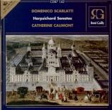 SCARLATTI - Caumont - Sonate pour clavier K.1 L.366