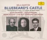 BARTOK - Boulez - Le château de Barbe-Bleue, opéra op.11 Sz.48