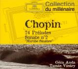 CHOPIN - Anda - Vingt-quatre préludes pour piano op.28