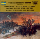 PETERSON-BERGER - Segerstam - Symphonie n°5 'Solitudo'