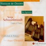 GRIGNY - Schoonbroodt - Hymnes