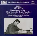 MARTIN - Martin - Concerto pour piano n°2