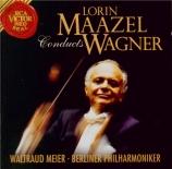 WAGNER - Maazel - Tannhäuser WWV.70 : ouverture
