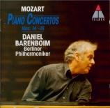 MOZART - Barenboim - Concerto pour piano et orchestre n°14 en mi bémol m