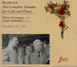 The Complete Sonatas for Cello and Piano