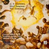 HAENDEL - Ensemble Willia - Dixit Dominus (Psaume 110), psalm setting po
