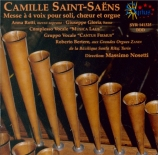 Messe à 4 voix pour soli, choeur et orgue