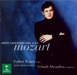 MOZART - Repin - Concerto pour violon et orchestre n°3 en sol majeur K.2